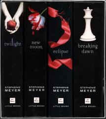 The Twilight Saga Collection - Inbunden (Hardback)