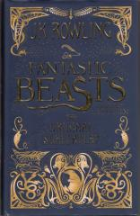 Fantastic Beasts and Where to Find Them: The Original Screen - Inbunden