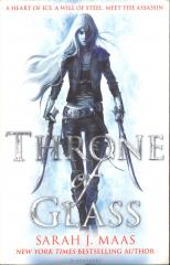 Throne of Glass - Häftad (Paperback / softback)