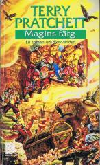 Magins färg (lässtreck) - Pocket